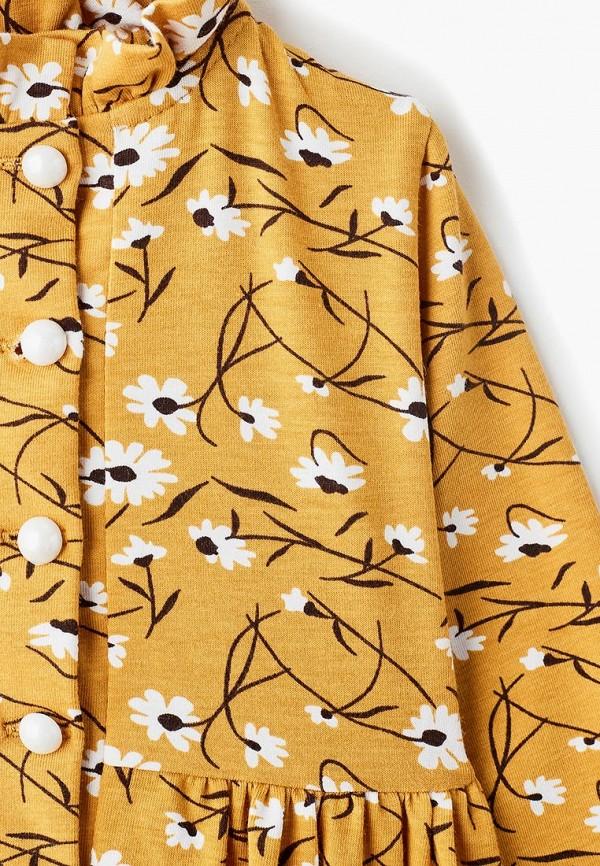 Платья для девочки Archyland цвет желтый  Фото 3