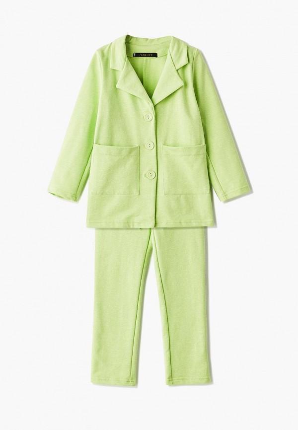 костюм archyland для девочки, зеленый