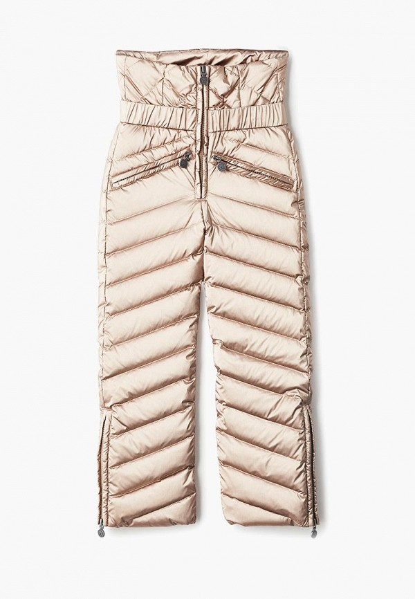 брюки princess naumi для девочки, золотые