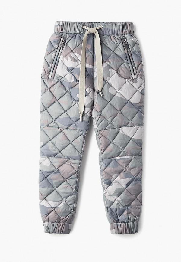 брюки princess naumi для девочки, серые