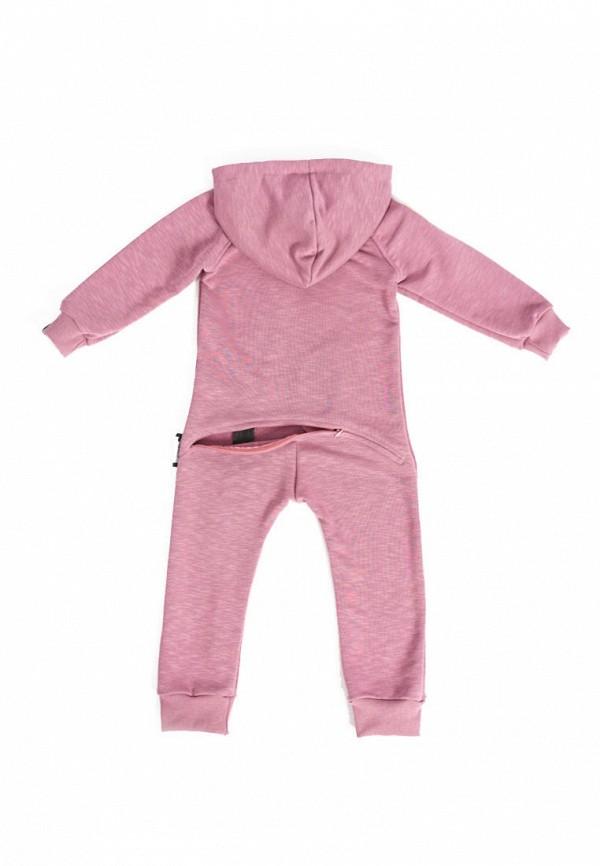 Детский комбинезон Funky Ride цвет розовый  Фото 3