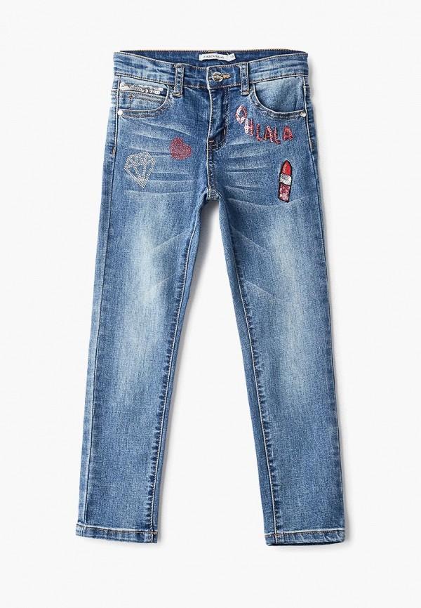 джинсы zarina для девочки, синие