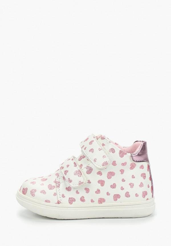 ботинки honey girl для девочки, белые