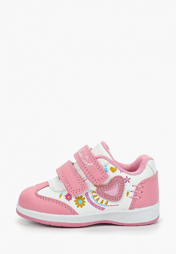 кроссовки honey girl для девочки, розовые