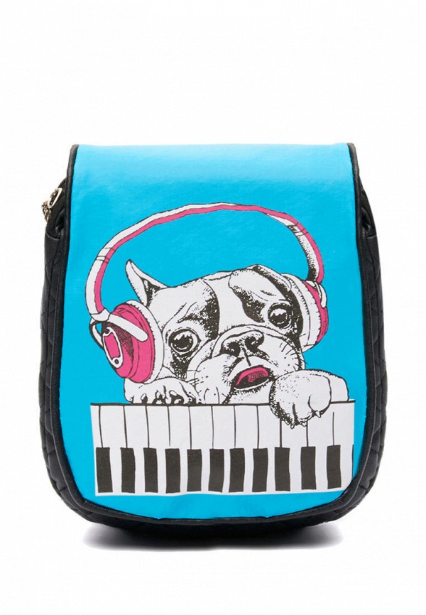 сумка mellizos для девочки, голубая