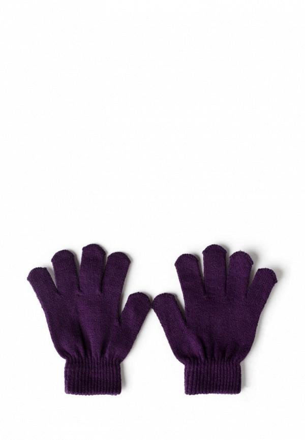 перчатки playtoday для девочки, фиолетовые