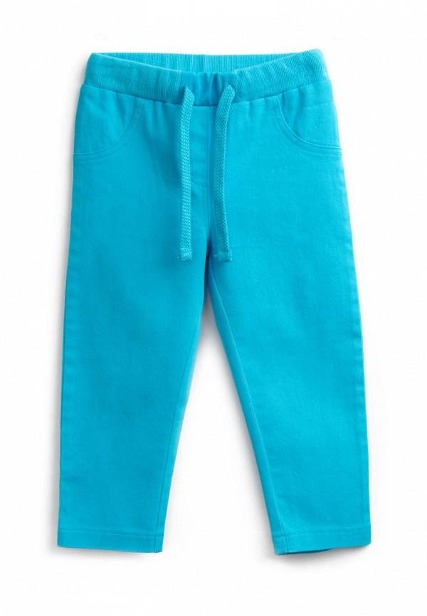 брюки playtoday для девочки, голубые