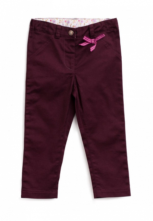 брюки playtoday для девочки, фиолетовые