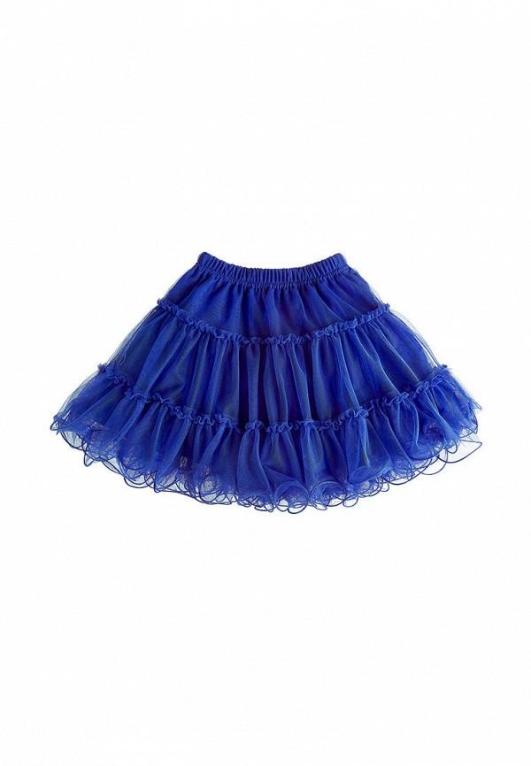юбка skirts&more для девочки, синяя