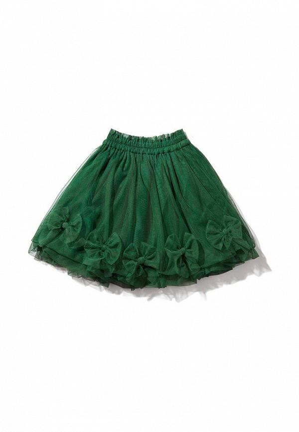 юбка skirts&more для девочки, зеленая