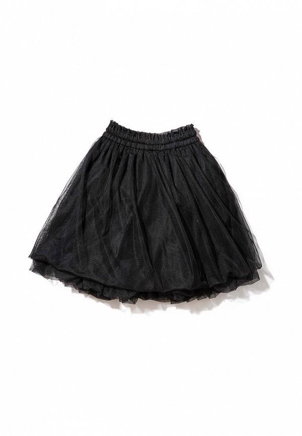 юбка skirts&more для девочки, черная