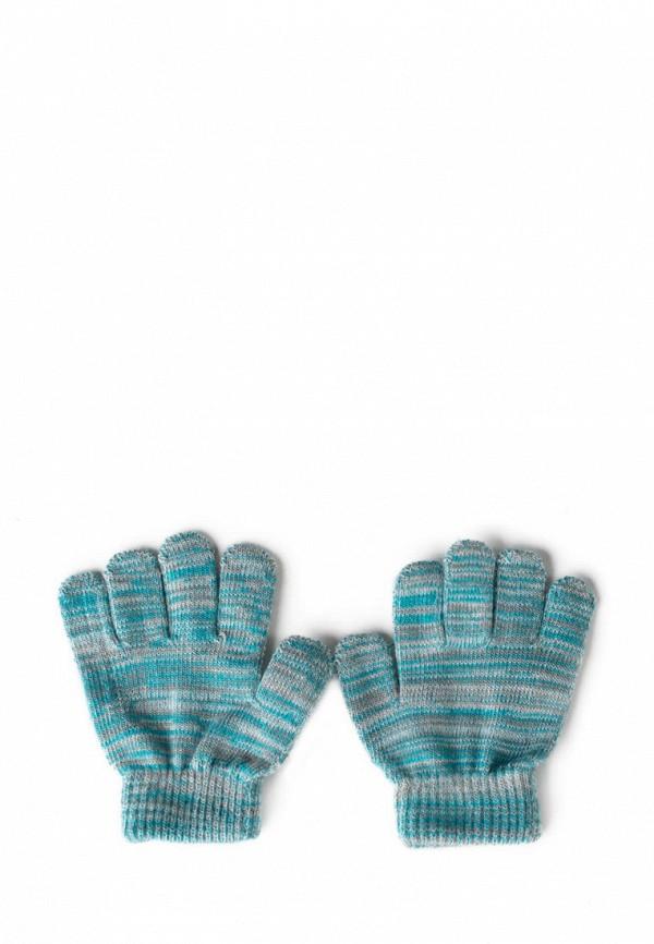 перчатки playtoday для девочки, разноцветные