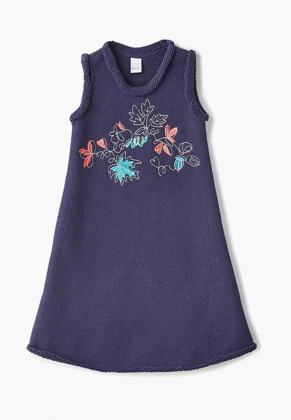 повседневные платье skirts&more для девочки, синее