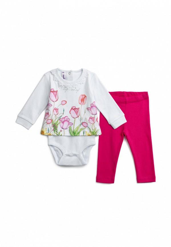 костюм playtoday для девочки, розовый