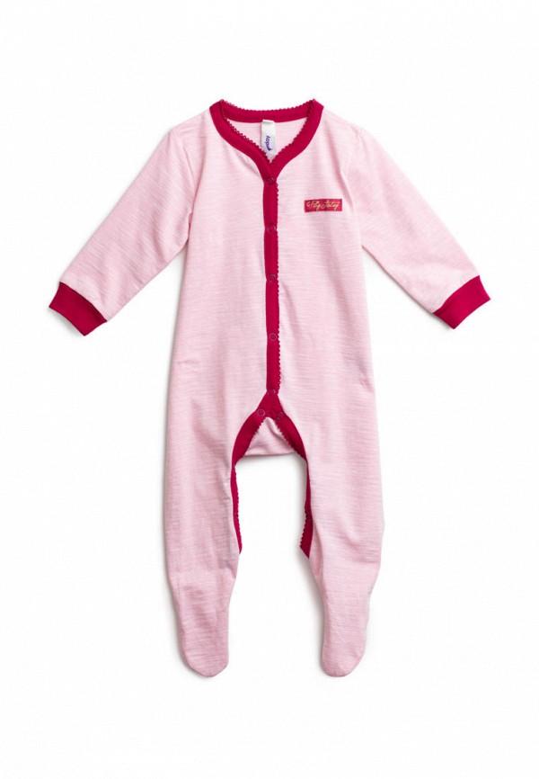 Комплект для девочки PlayToday цвет розовый  Фото 4