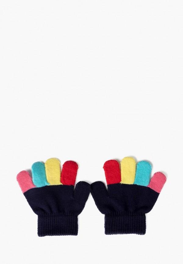 перчатки playtoday для девочки, синие