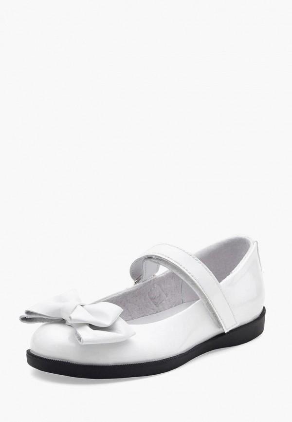 туфли tops для девочки, белые