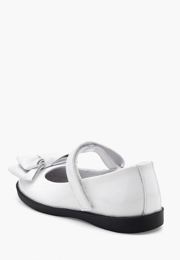 Фото 6 - Туфли Tops белого цвета