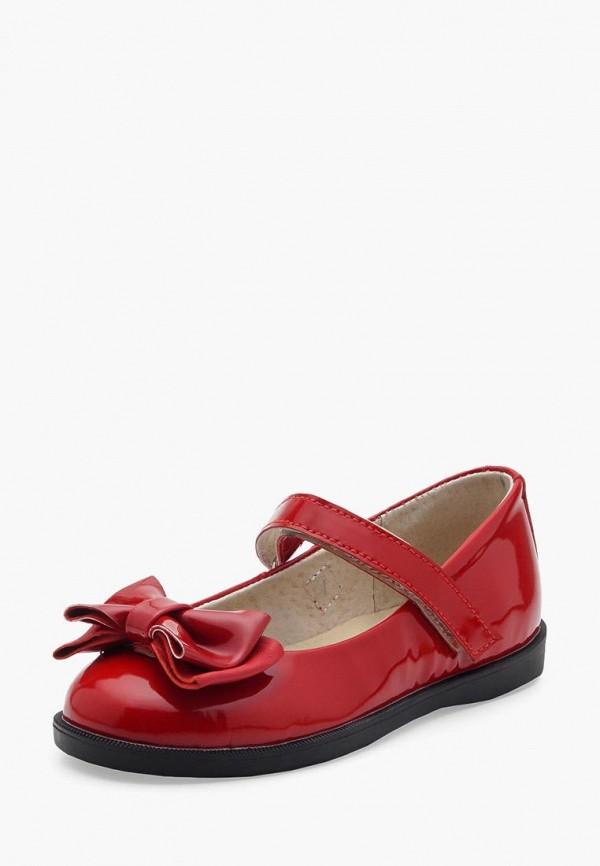 туфли tops для девочки, красные