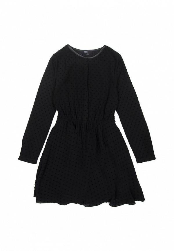 повседневные платье le temps des cerises для девочки, черное