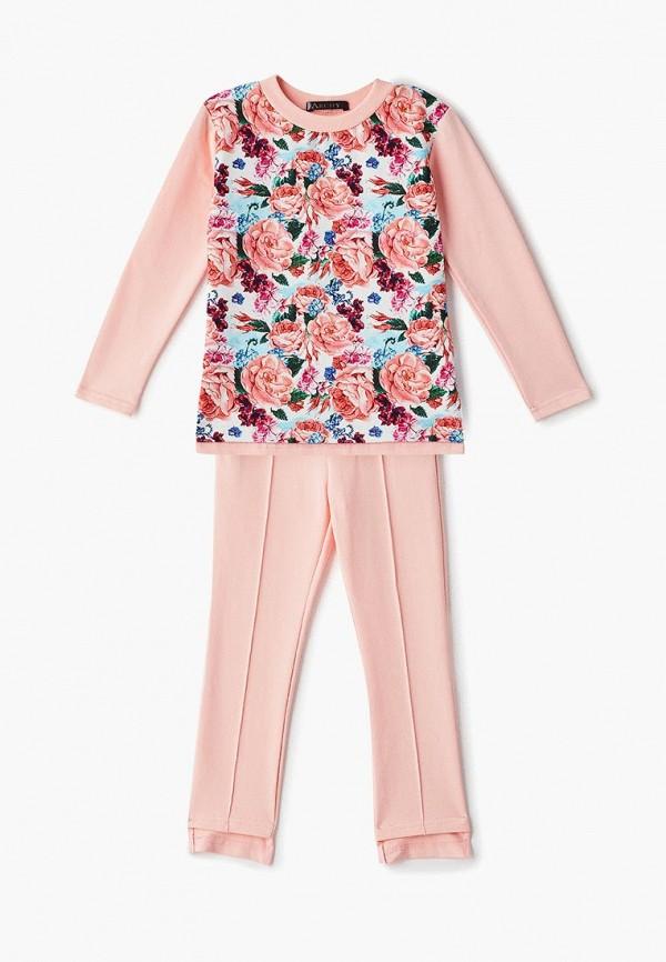 костюм archyland для девочки, розовый