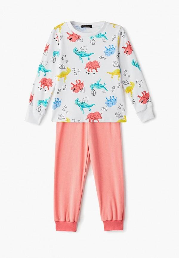 пижама archyland для девочки, разноцветная