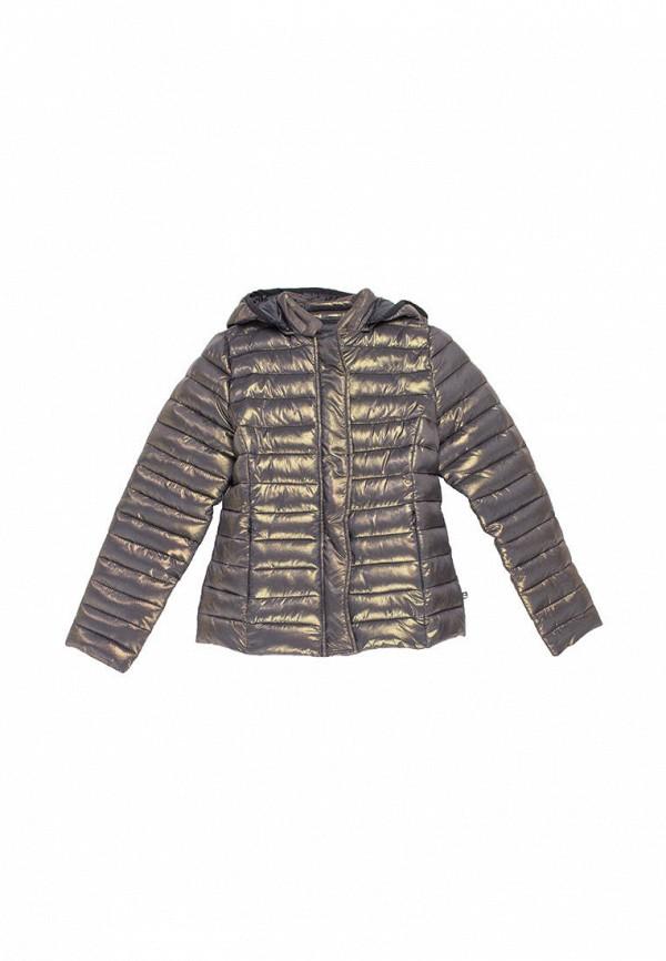 куртка le temps des cerises для девочки, золотая