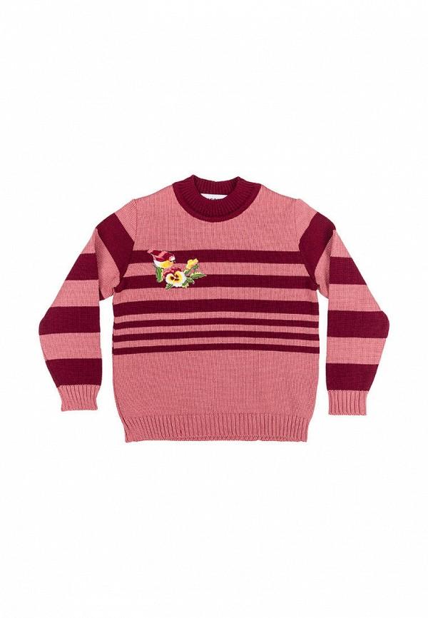 свитер incomer для девочки, розовый