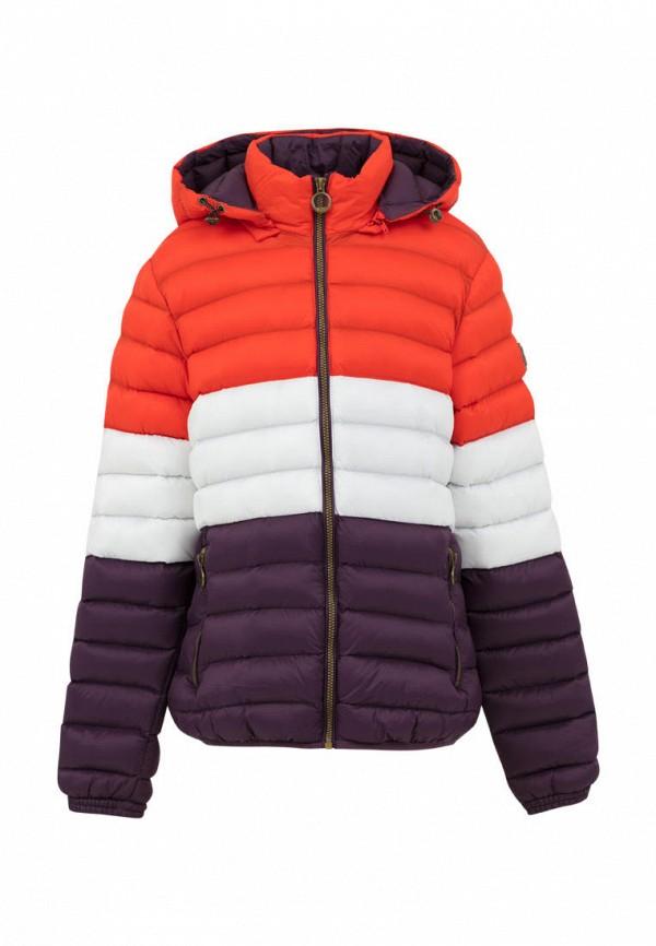 куртка jan steen для девочки, разноцветная