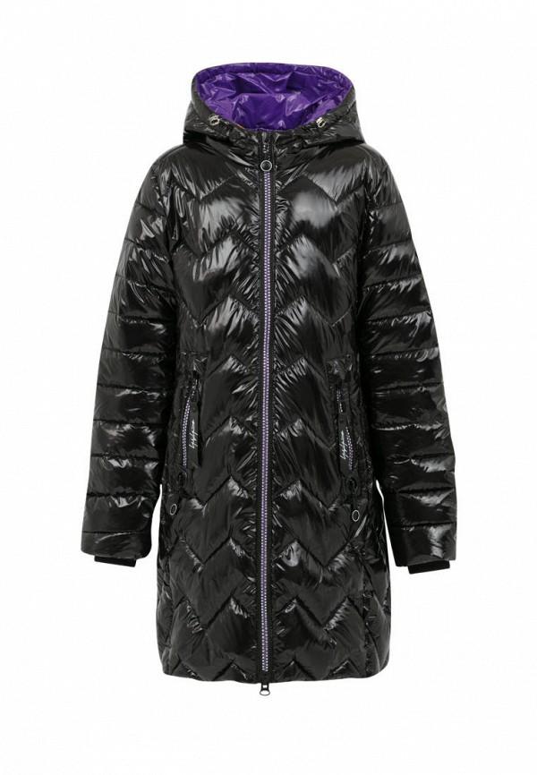 куртка jan steen для девочки, фиолетовая