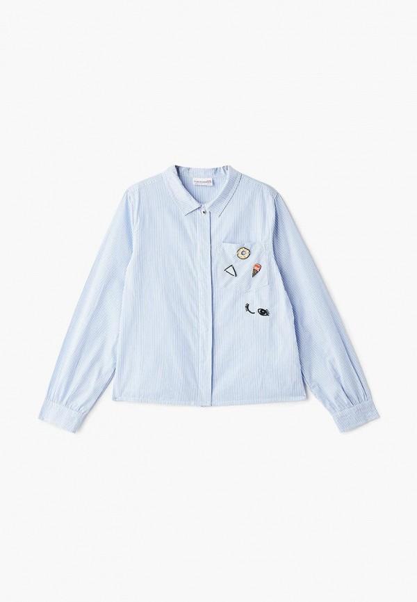 Рубашка Coccodrillo Coccodrillo MP002XG00HHH цена 2017