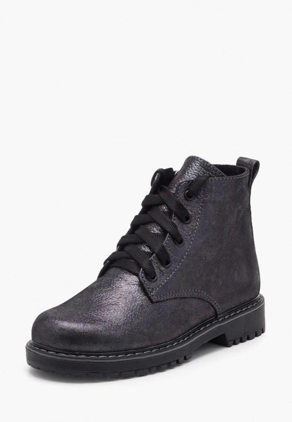 ботинки tops для девочки, черные