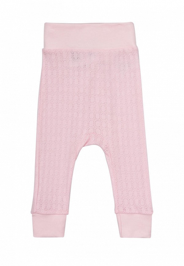брюки фламинго текстиль для девочки, розовые