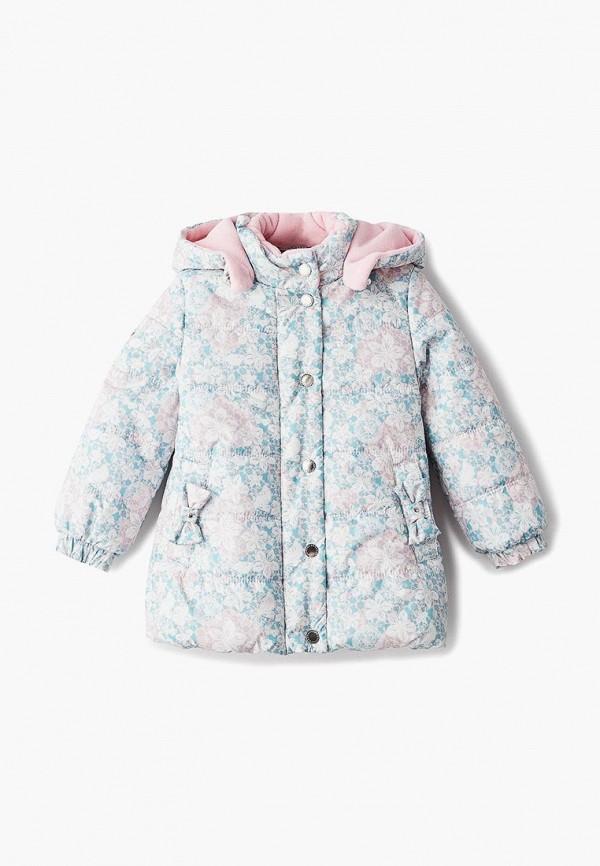 куртка saima для девочки, бирюзовая