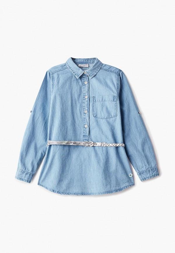 Рубашка джинсовая Coccodrillo Coccodrillo MP002XG00HRR coccodrillo coccodrillo слипоны розовые
