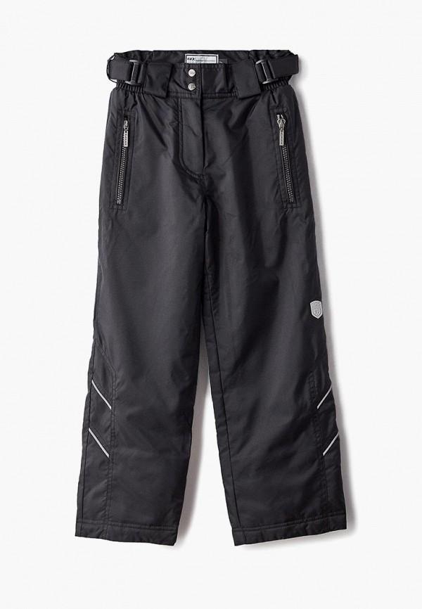 брюки alpex для девочки, черные