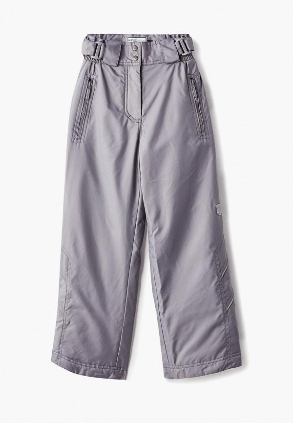 брюки alpex для девочки, серые