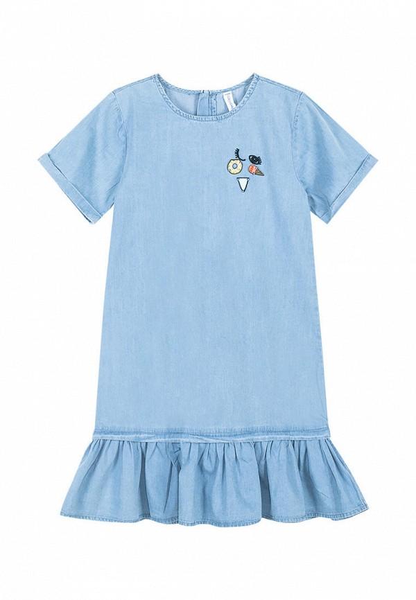 цена Платье джинсовое Coccodrillo Coccodrillo MP002XG00HV2
