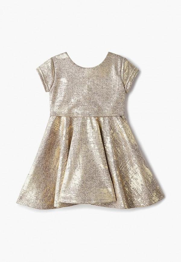 платье archyland для девочки, золотое
