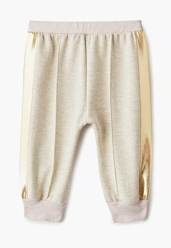 брюки trendycokids для девочки, бежевые