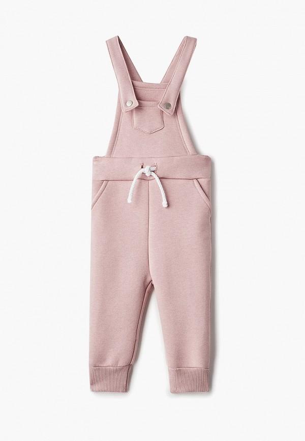комбинезон trendyco kids для девочки, розовый