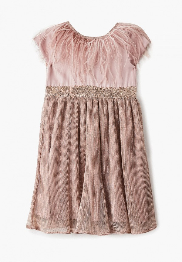платье trendycokids для девочки, розовое