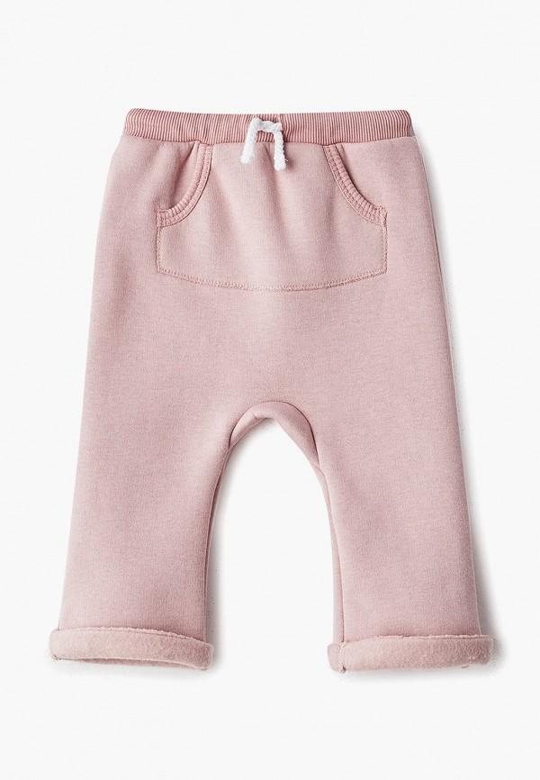 брюки trendycokids для девочки, розовые