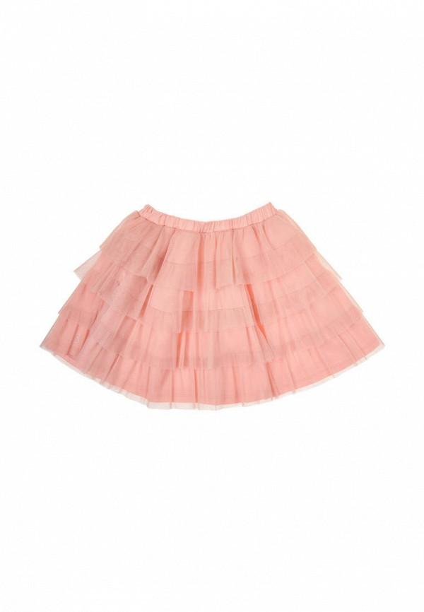 юбка бемби для девочки, розовая