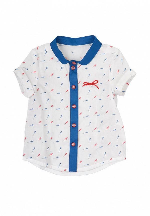 блузка бемби для девочки, белая