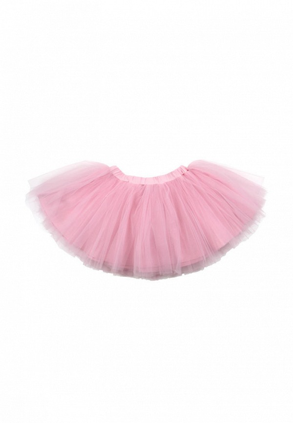 юбка lisa&leo для девочки, розовая
