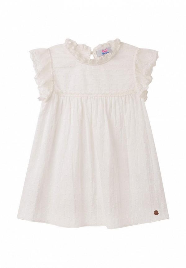 блузка bell bimbo для девочки, белая