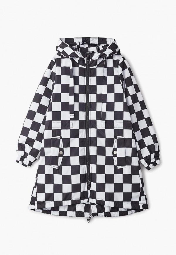 куртка rionakids для девочки, белая