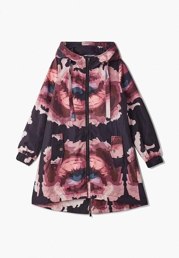 куртка rionakids для девочки, розовая