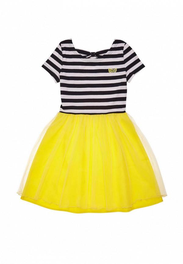 платье cookie для девочки, разноцветное